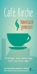 Cafe Kirche (Flyer)
